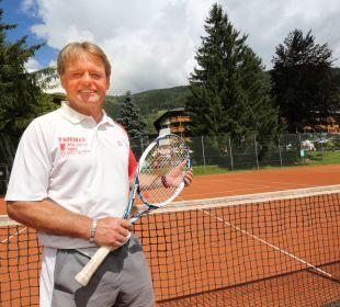 Tennistrainer Jakob Hotel Die Post