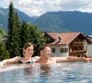 Einfach herrlich, Wasser und die umliegende Natur Hotel Cervosa