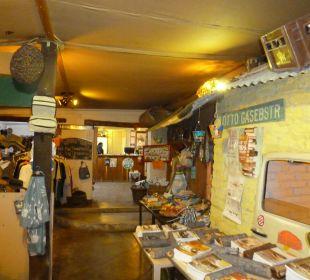 Lobby Etosha Safari Camp