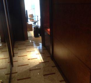 Eingang Flur Hotel Grand Hyatt Shanghai