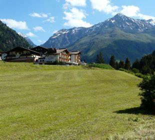 Blick auf Hotel Hotel Gundolf