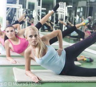 Salle de Fitness Hotel El Mouradi Palm Marina