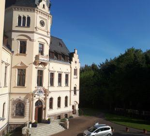 Außenansicht Schlosshotel Ralswiek