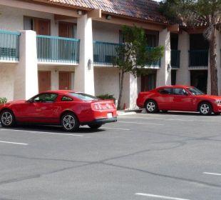 Parkplatz Best Western Hotel A Wayfarer's Inn