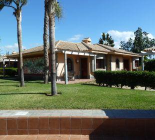 Blick auf eine Suite Dunas Suites&Villas Resort
