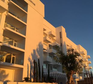 Hotel beim Sonnenaufgang IBEROSTAR Santa Eulalia