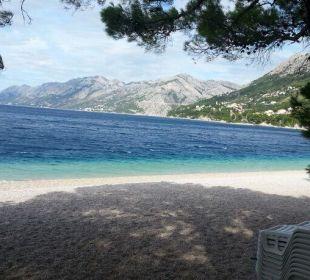 Strand wie in der Karibik Bluesun Hotel Soline