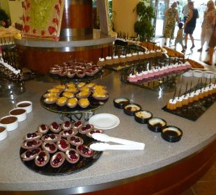 Torten und Kuchen  Hotel Side Sun