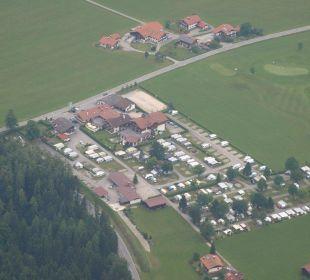 Das Hotel vom Rauschberg aus Wohlfühlhotel Ortnerhof