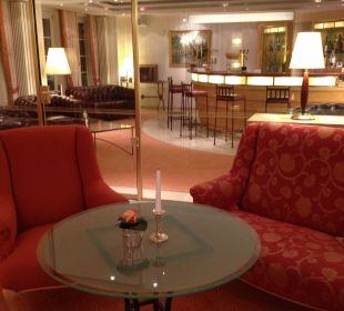 Die Bar Relais & Châteaux Hotel Bayrisches Haus