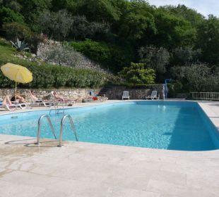 Der Pool Hotel Residence Castelli