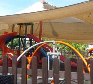 Spielplatz Sherwood Dreams Resort