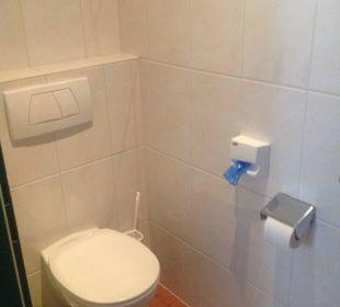 Toilette Familotel Oberkarteis