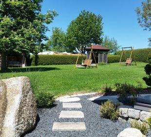 Gartenanlage Landhotel Brandlhof