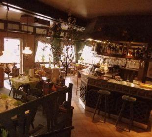 Das Restaurant Hotel Landhaus Wremer Deel