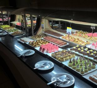 Abendbuffet Nachspeisen TUI MAGIC LIFE Penelope Beach