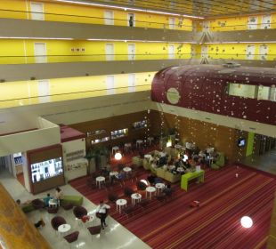 Lobby Hotel Sonnenpark