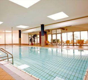 Pool Seehotel Großherzog von Mecklenburg