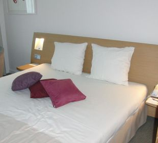 Doppelbett Hotel Novotel Wien City