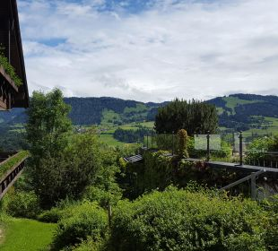Ausblick  Hotel Allgäu Sonne