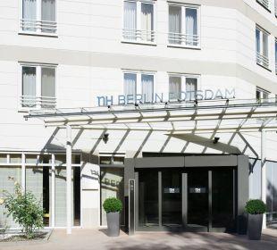 Facade NH Berlin Potsdam Conference Center
