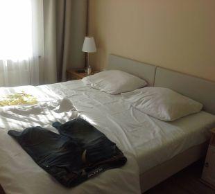 Schlafraum Vier Jahreszeiten Kühlungsborn -  Hotel