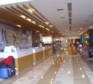 Lobby Sherwood Dreams Resort