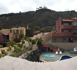 Ausblick Aparthotel El Cerrito