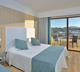 Twin room Intertur Hotel Hawaii Ibiza