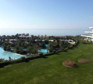 Ausblick aus dem Zimmer Maxx Royal Belek Golf Resort