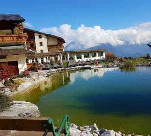 Hotelbilder alpinresort schillerkopf in b rserberg for Naturteich zum schwimmen
