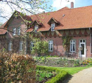 Altes Gebäude  Familotel Landhaus Averbeck