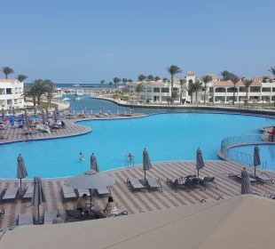 Ausblick vom Castello Dana Beach Resort