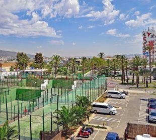 Sportanlagen vom Hotel Hard Rock Hotel Ibiza
