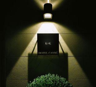Hotel Facade K+K Hotel Cayré