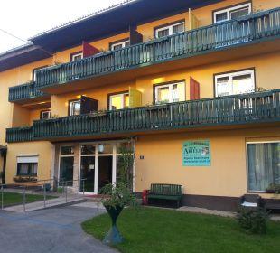 Haupthaus Hotel Ariell