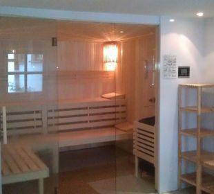 Unsere neue Sauna Sonnenhotel Eichenbühl
