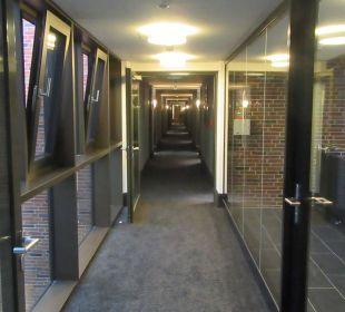 Der lange Flur 25hours Hotel HafenCity
