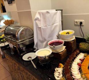 Dessertauswahl Quellness Golf Resort - Das Ludwig