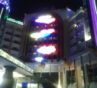 Super Aussenansicht Hotel Delphin Imperial