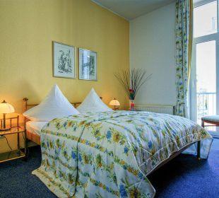 Doppelzimmer Standard (Beispiel) KurparkHotel Warnemünde