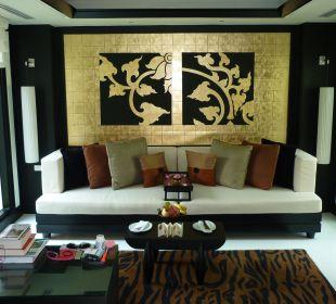 Wohnzimmer Hotel Banyan Tree Phuket