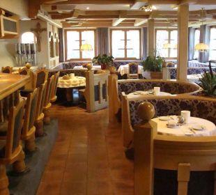 Restaurant Berghotel Madlener