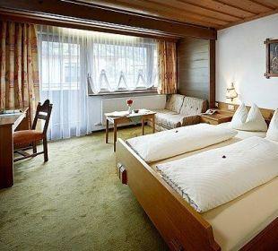 Zimmer im Nebenhaus Landhotel Kaserer