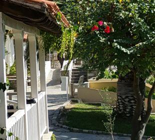 Gartenanlage Acrotel Elea Village