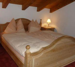 Schlafzimmer Suite Landhaus Haid