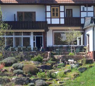 Terrasse Seehotel Gut Dürnhof
