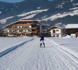 Ausblick Pension Tannenhof
