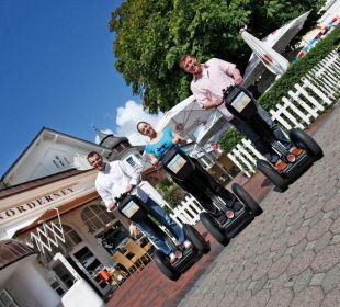 Geführte Segwaytouren Inselhotel König