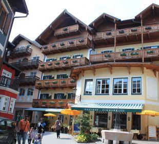 Hotel  Hotel Zimmerbräu